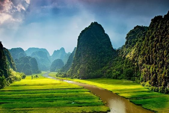 HOA LU – TAM COC – BICH DONG ONE DAY TRIP