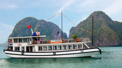 HA LONG BAY -SUNG SOT CAVE 1 DAY TOUR