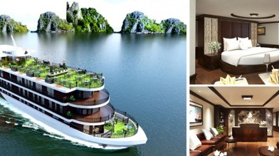 HA LONG MARGARET CRUISE 5***** 3D2N