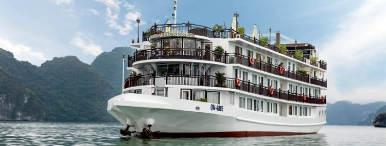 HA LONG MARGARET CRUISE 5***** 2D1N