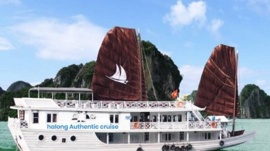 HA LONG AUTHENTIC CRUISE 2 DAYS 1 NIGHT ON THE BOAT
