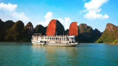 APRICOT CRUISE 3*** HA LONG BAY 3D2N