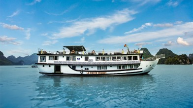HA LONG -CAT BA 3D2N ON LA FIESTA CRUISE +HOTEL