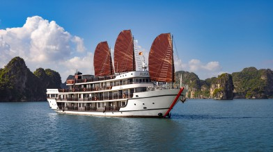 HA LONG -ALISA CRUISE 2DAYS 1NIGHT (5*****)
