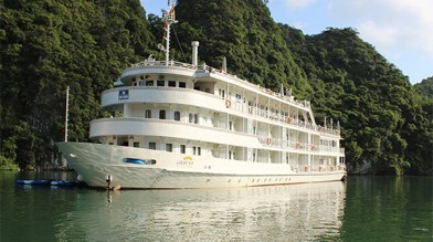 HA LONG ÂU CƠ CRUISE LUXURY 5***** 3D2N