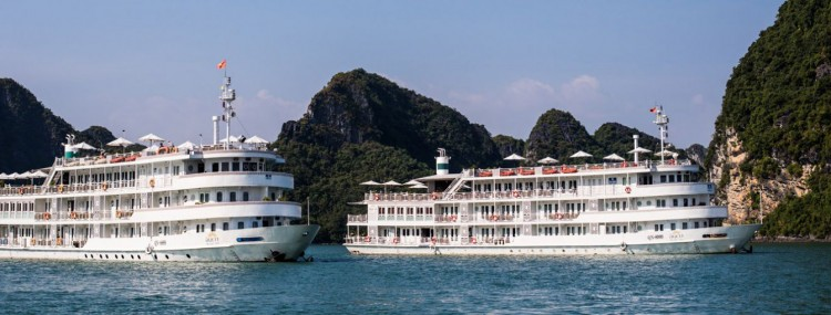 HA LONG ÂU CƠ CRUISE LUXURY 5***** 2D1N