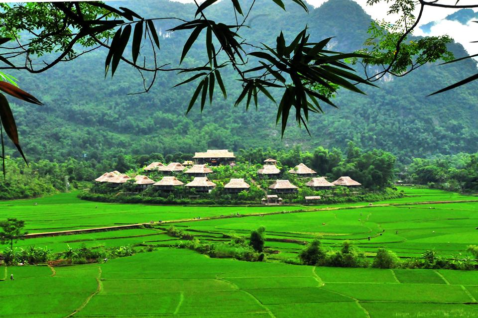 MAI CHAU - PU LUONG  2 DAYS  1 NIGHT
