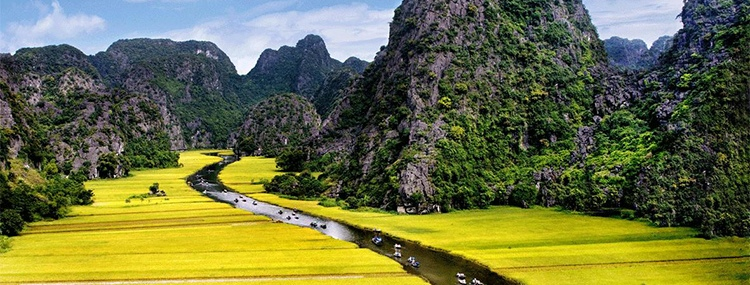 HOA LU - TAM COC - CUC PHUONG 2 DAYS 1 NIGHT